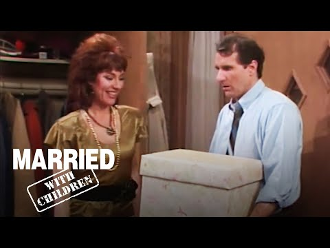 What Will Al Get Peggy For Their Anniversary? | Married With Children from YouTube · Duration:  5 minutes 3 seconds