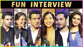 Vikas Gupta, Karishma Tanna, Mona Singh, Ronit Roy TALK About Kehne Ko Hai Humsafar 2