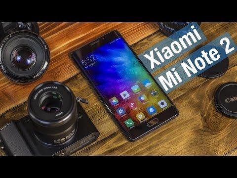 Xiaomi Mi Note 2: подробный обзор после месяца использования. Козыри и минусы Xiaomi Mi Note 2