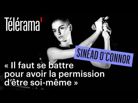 Sinéad O'Connor, post-it interview (Télérama.fr)