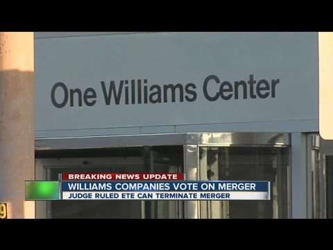 Shareholders vote to keep the merger between Williams and Transfer Equity