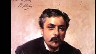 Gabriel Fauré: sonata for violin and piano in A major No. 1, Op. 13