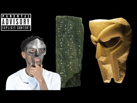 MF DOOM - BORN LIKE THIS First REACTION/REVIEW