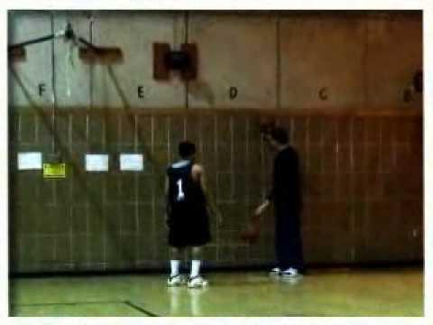 India Basketball Training - Wall Drill jdBasketball