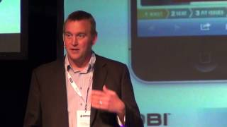 John Stoneman. The future of mobile ad networks