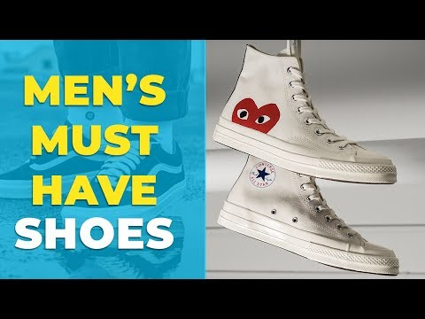 BEST SHOES FOR MEN | Must Have Sneakers For 2019 | Alex Costa