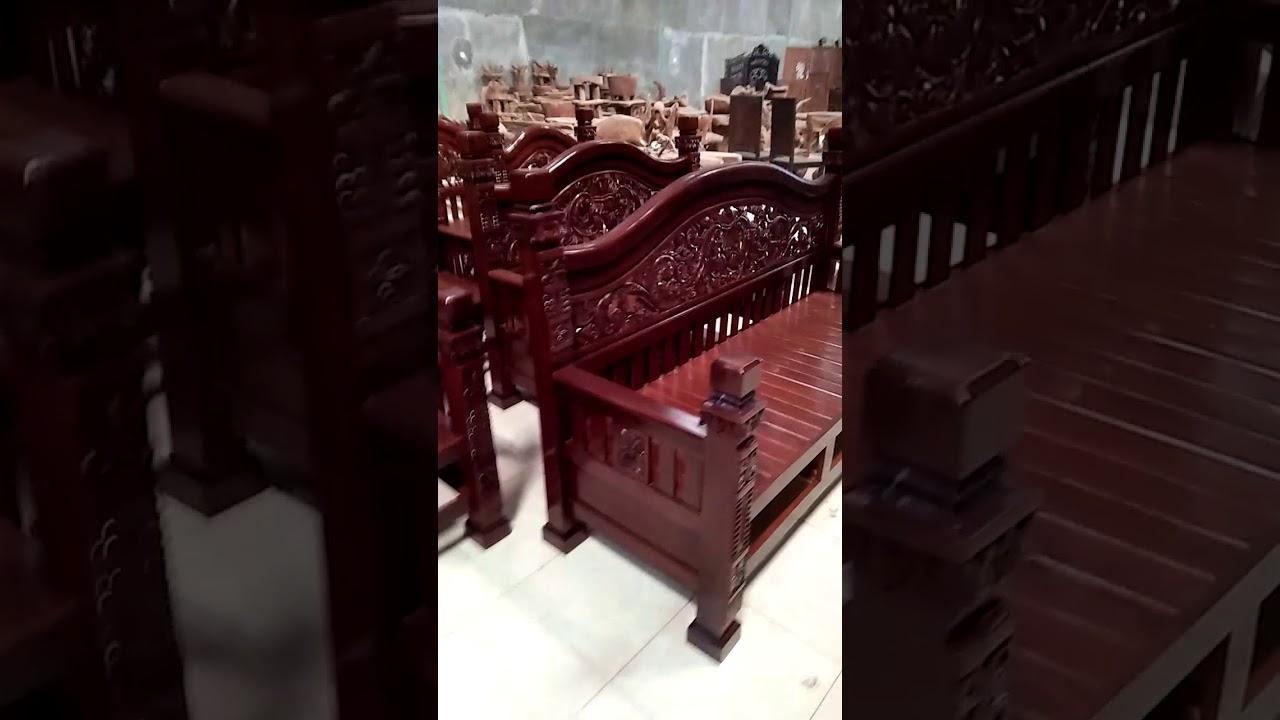 Furniture jepara - YouTube