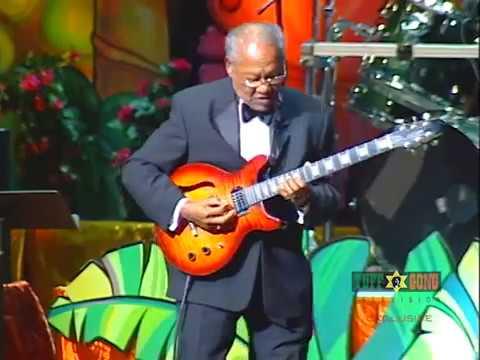 BOB MARLEY TRIBUTE Ernie Ranglin Reggae Soca 2006
