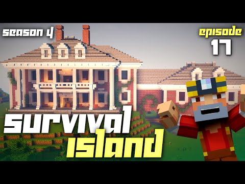 Minecraft: Survival Island - Season 4 (Episode 17 - Mansion Library)