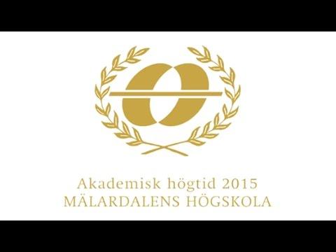 MDH Akademisk Högtid 2015