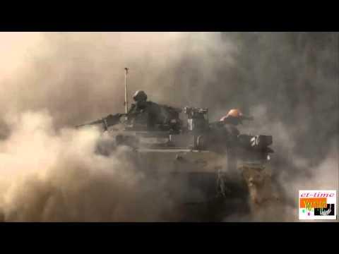 Gaza conflict: New exchanges amid Israeli soldier hunt