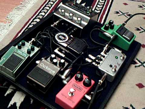 guitar pedalboard w loop master true bypass switcher youtube. Black Bedroom Furniture Sets. Home Design Ideas
