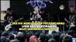 Quotes buat story wa lagu black pink versi via Vallen
