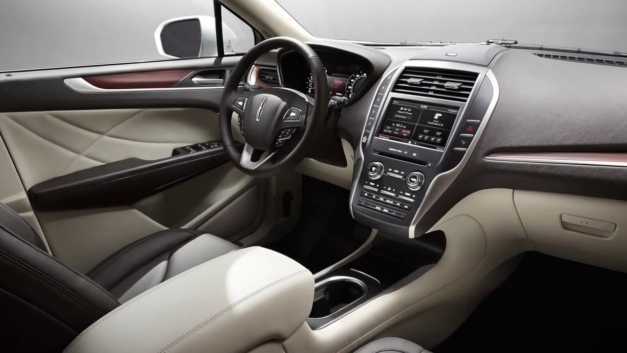 2017 Lincoln Mkc Interior And Exterior