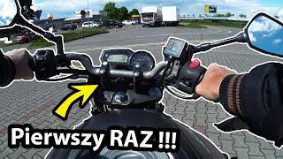 Pierwszy Raz na Motocyklu !!! - Odbieram prawko B+E i Podliczam Wszystkie KOSZTY (Vlog #285)