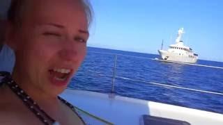 Путешествие на яхте,  Яхтинг как отдых. Аренда яхт | Elli Di(Аренда яхт по всему миру http://www.lovemile.ru видео. Путешествие на яхте - это здорово! Греция - страна островов, мы..., 2014-10-04T10:36:00.000Z)