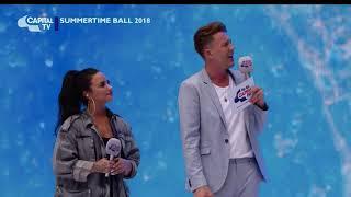 Baixar Demi Lovato at Capital FM's Summertime Ball 2018 - June 9th