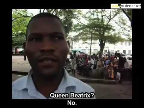 What Africans think of the Netherlands