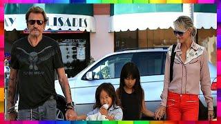jade hallyday le jour où johnny et laeticia sont allés la chercher au vietnam