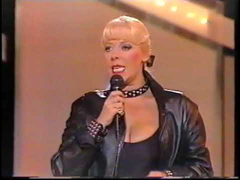 """JULIE GOODYEAR (BET LYNCH) - """"THESE BOOTS ARE MADE FOR WALKING"""""""