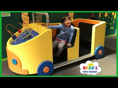 Thumbnail: CHILDREN'S MUSEUM Compilation Family Fun Trip Kids Indoor Play Area Children Activites Playground