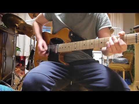 Hollywood Undead - Broken Record [Guitar Cover]