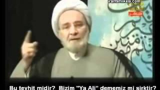 """Şii Ayetullah Ali Kurani: """"Ya Ali demeden yalnızca Ya Allah demek şirktir"""""""