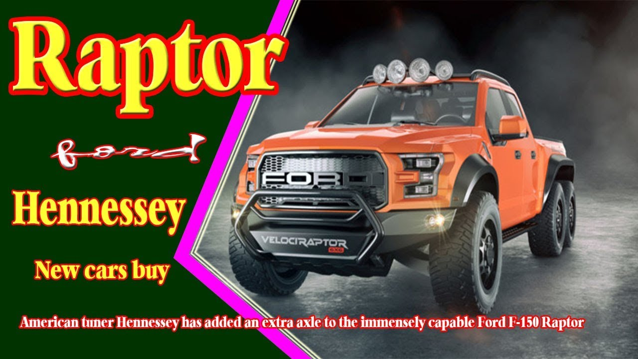 2018 ford raptor 6x6. contemporary raptor hennessey ford raptor  hennessey 6x6  price new cars buy intended 2018