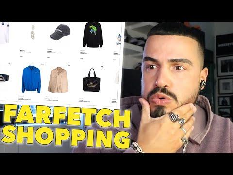 3.500€ Farfetch Shopping Stream   specter