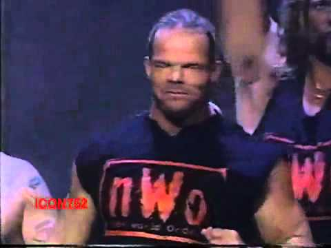 nWo Wolfpac Theme Debuts On WCW Thunder - 5-27-98