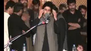 Zeeshan Haider live noha 2013-baba sham kha gai- at chak 232,bani,S,G.ZULFQAR NOOL