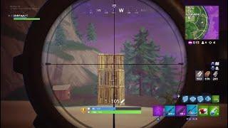 Fortnite  | 200+ Meter Headshot