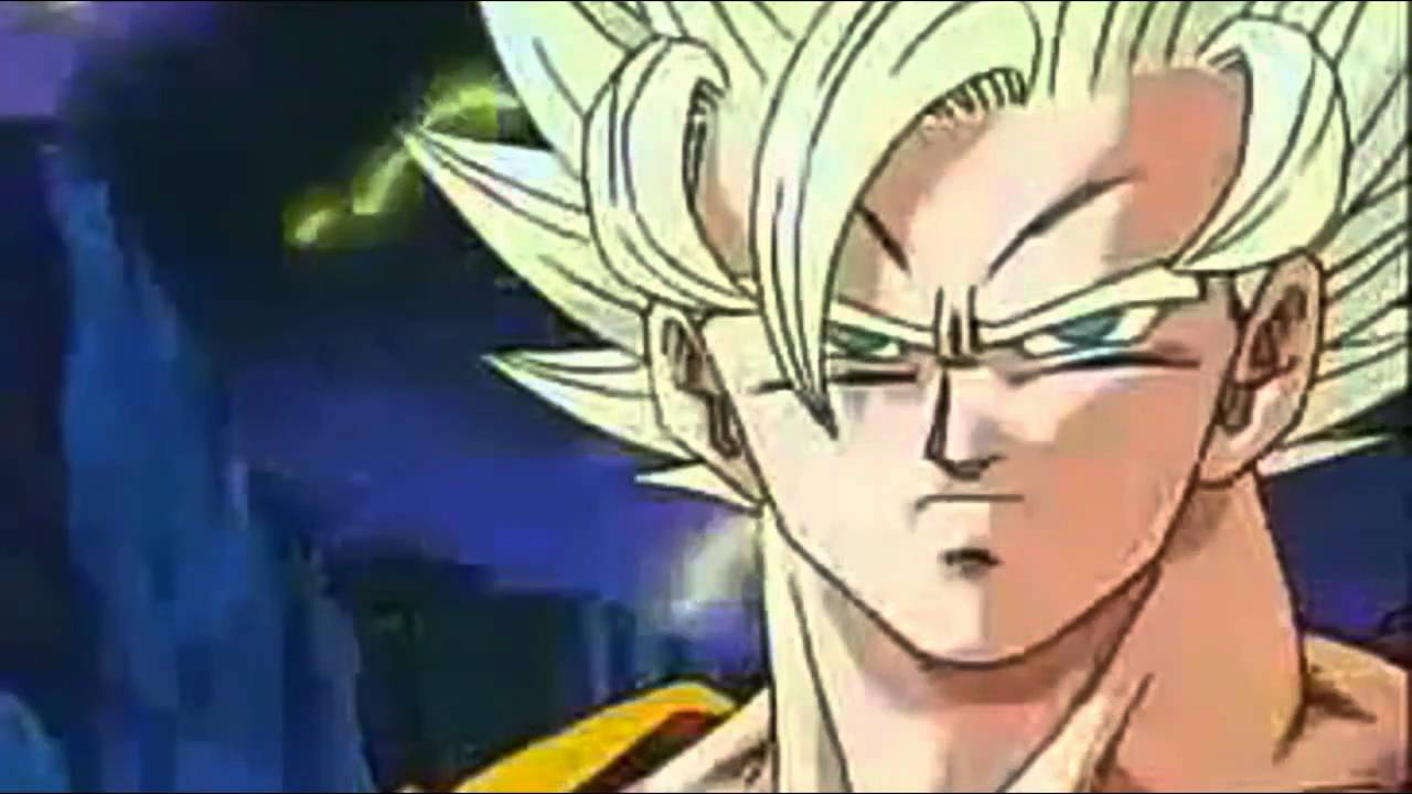 Dbz Amv Goku Warrior Disturbed Clip Fail