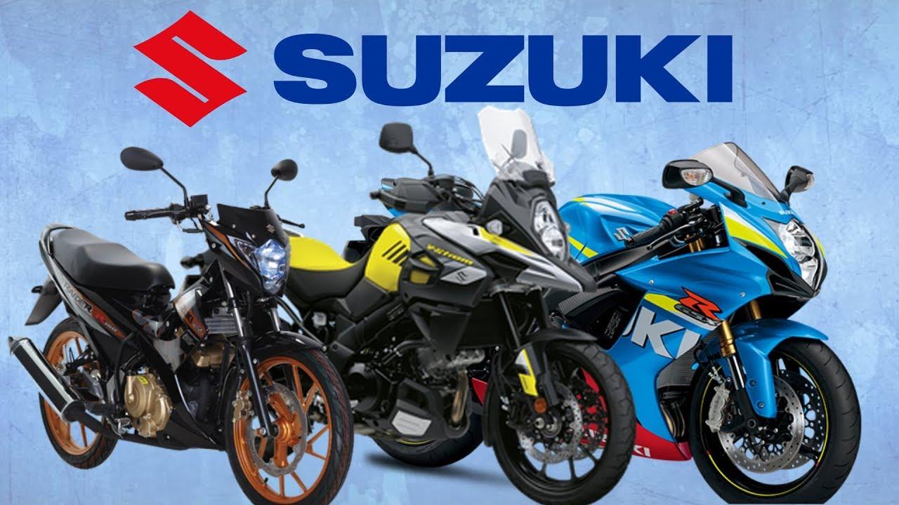 Suzuki Motorcycle Big Bike S