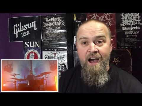 ABIOGENESIS- VISUALIZE ( OFFICIAL VIDEO) REACTION!!!