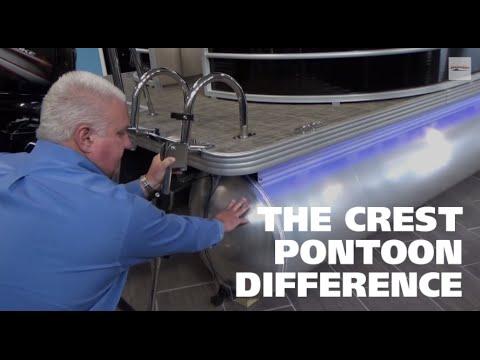 the crest pontoon difference Crest Pontoon Parts