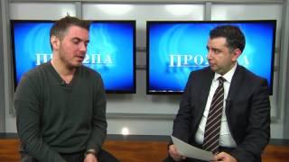 Ο Μιχάλης Χατζηγιάννης στο New Greek TV