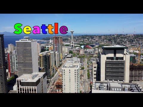 Seattle Washington Downtown Living
