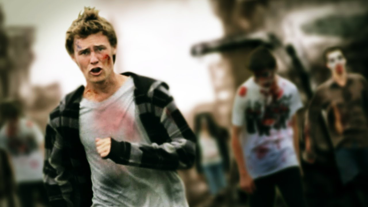 HOLDOUT - Zombie Film - YouTube