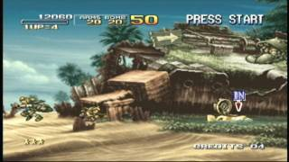 CGR Undertow - METAL SLUG 3 for Xbox Video Game Review