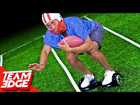 Hoverboard Football Challenge!!