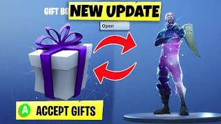*NEW* How to GIFT FREE SKINS in Fortnite UPDATE! (Gifting)