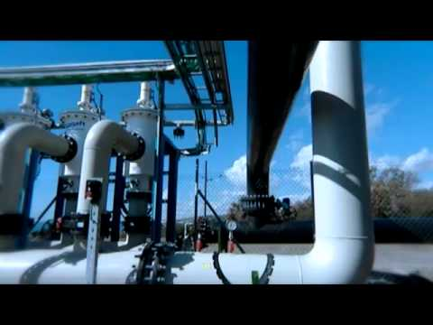 Desalination Plant - Industri Pengolahan Air Laut Menjadi Air Tawar Bersih