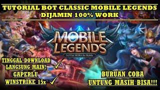 Trick Cara Menggunakan BOT CLASSIC Tanpa VPN 100% WORK BURUAN COBA! - Mobile Legends Indonesia