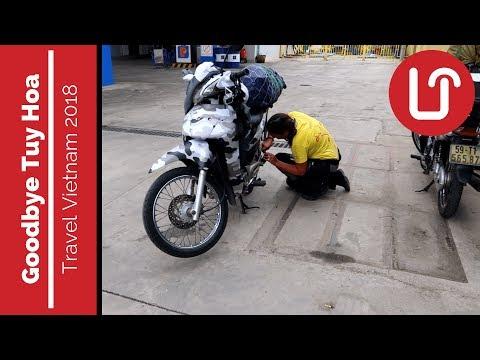 Riding Tuy Hoa to Cam Ranh- Vietnam Travel Vlog