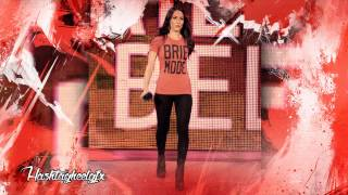 "2014: Brie Bella 4th & New WWE Theme Song - ""Beautiful Life"" (w/ Quotes) + Download Link ᴴᴰ"