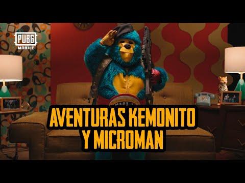 Las aventuras de Kemonito y Microman Ch. 3 | PUBG MOBILE