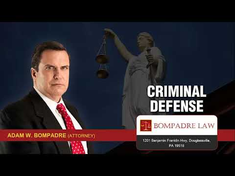What Sets Bompadre Law Apart In Handling Criminal Cases In Pennsylvania?