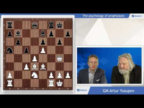 GM Artur Yusupov on Prophylactic Thinking