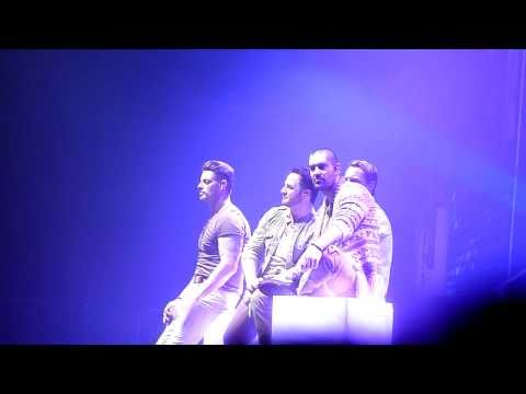 Boyzone - Better (Glasgow 12th Of March)